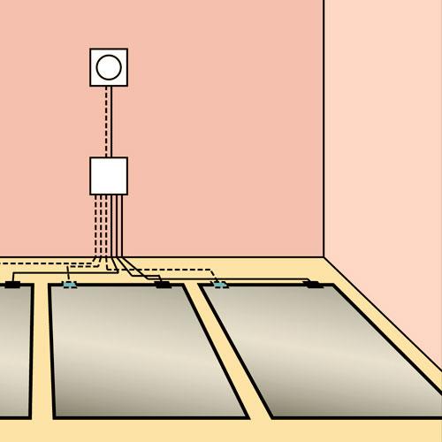 raychem heat tape installation instructions