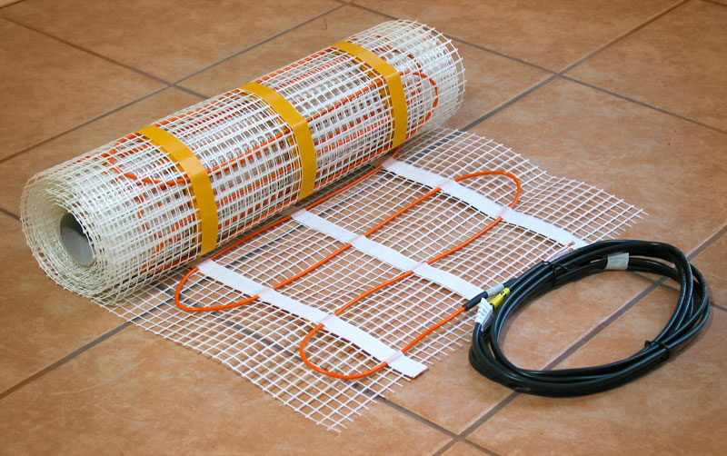 Infrafloor Radiant Floor Heating Systems